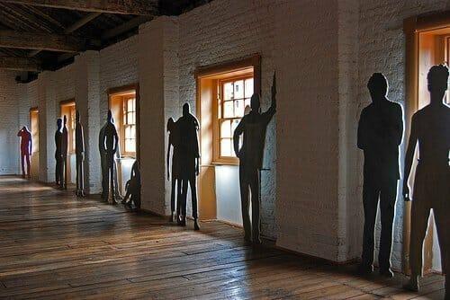Shadowy Room