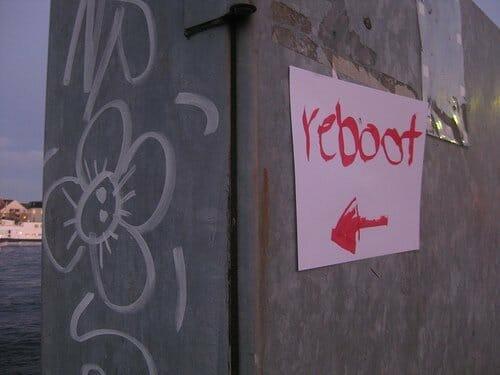 Reboot by Tim Lossen on Flickr