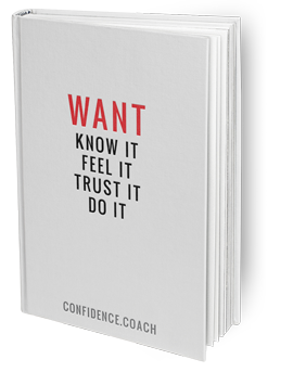 Want. Know It. Feel It. Trust It. Do It.