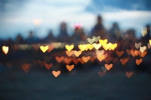 Bokeh Hearts by fung.leo, on Flickr