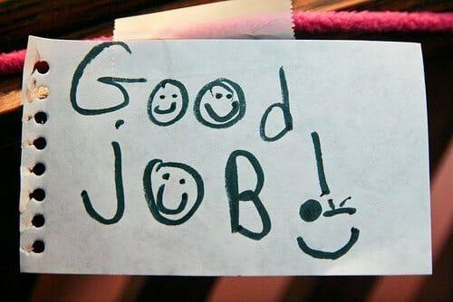 Good Job Smiley Face Inspirational Quotes Qiqi Emma January 18, 20105