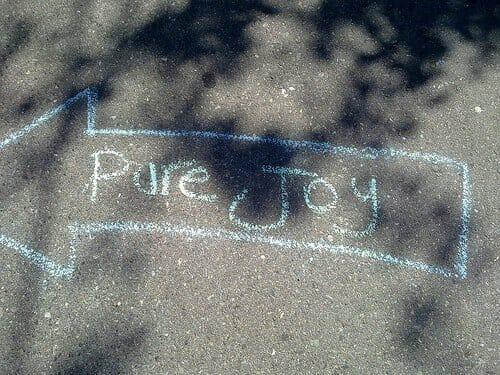 Pure joy - 19/07/2009