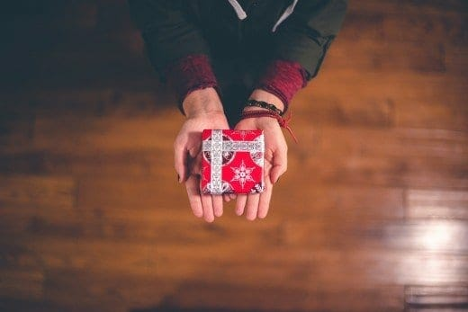 Gifts Aren't Just for Christmas
