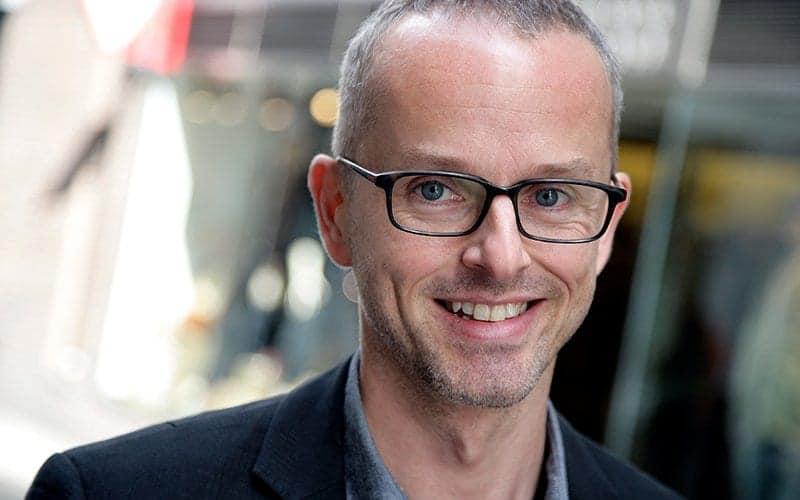 Steve Errey, confidence coach