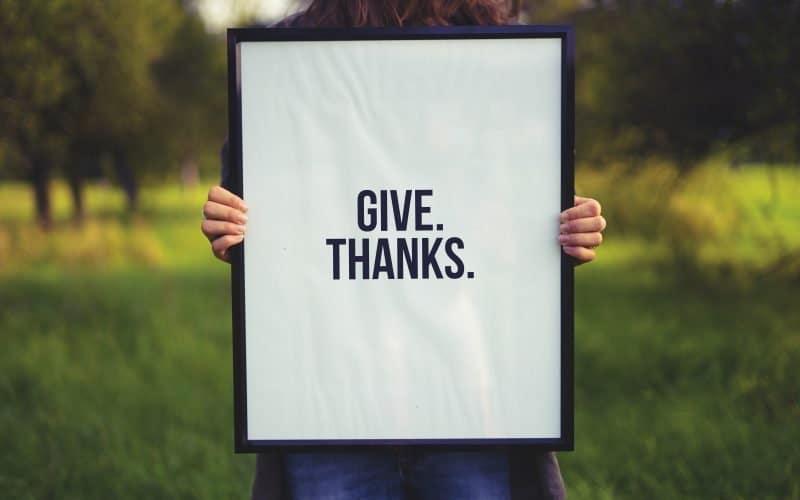 How Gratitude Makes You More Confident